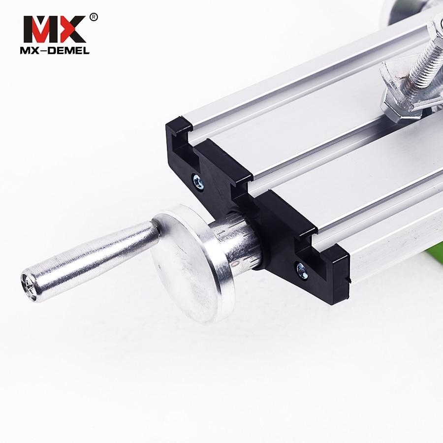 Miniatiūrinis precizinis daugiafunkcinis frezavimo staklės - Staklės ir priedai - Nuotrauka 5