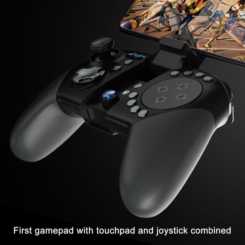 GameSir G5 Bluetooth Sans Fil Trackpad Touchpad Contrôleur de Jeu pour Android iOS iphone, pour FPS Comme Jeux, Cinquième personnalité