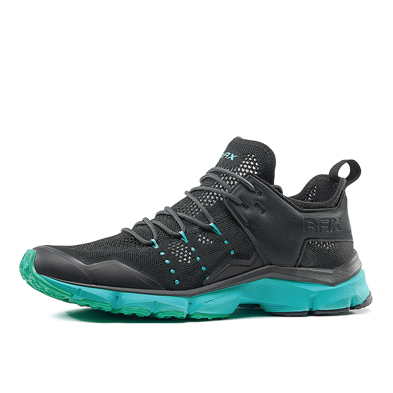 Rax Mountain Hiking Shoes Outdoor Women & Mens Hiking Shoes Breathable Mesh Ultra-light Zapatillas Senderismo Mujer