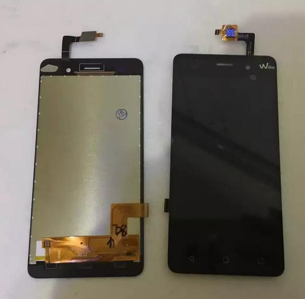 for Wiko Lenny 3 Lenny3 touch screen LCD screen one screen inside and outside the new screen