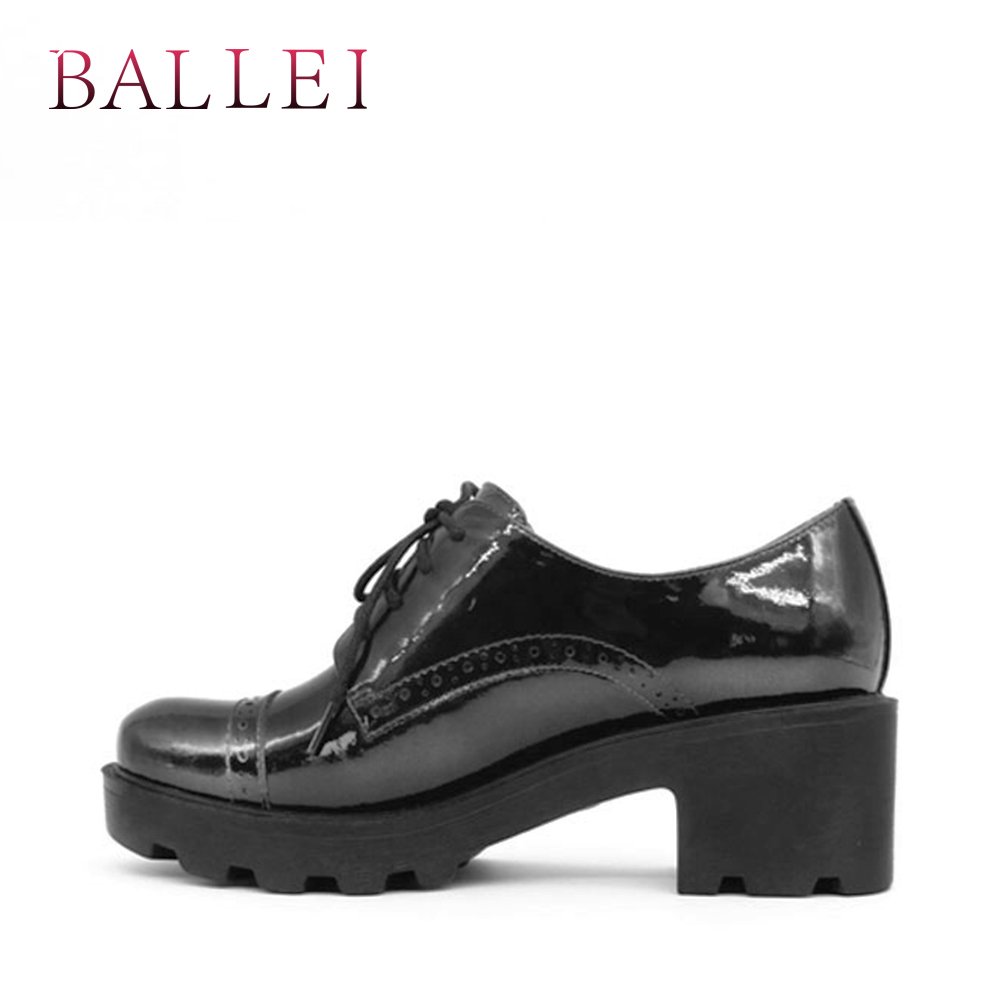Tacones Moda Bombas Genuino Black Ballei Encaje Alta Cuero Retro Zapatos Cuadrados Calidad D6 Vintage De Punta Redonda Sólida Mujer wqEtXtR8B