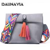 Women Messenger Bag Tassel Crossbody Bags For Girls Shoulder Bags Female Designer Handbags Bolsa Feminina Bolsos