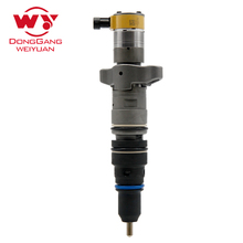 Hot sale durable C9 injector assy 387 9433, for Caterpillar 330C excavator, New common rail injector 3879433, for C9 engine