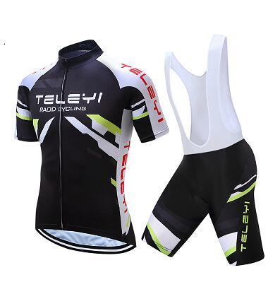 Men Cycling Jersey Bicycle Sportswear Cycling Clothing Short Sleeves Outdoor A15
