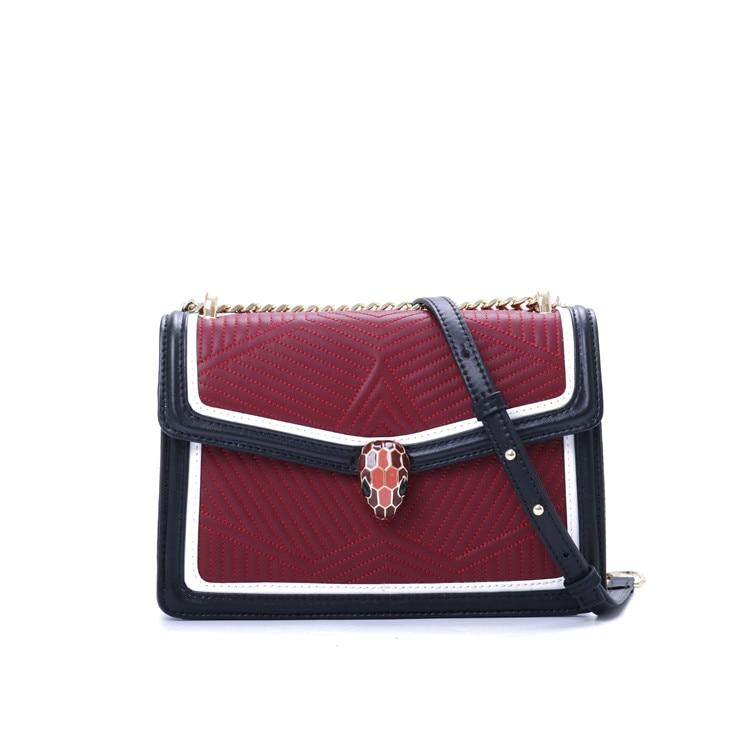 Luxury Handbags Women Bags Designer Genuine Leather Handbags High Quality Famous Brand Shoulder Bag Forever 2018 цена