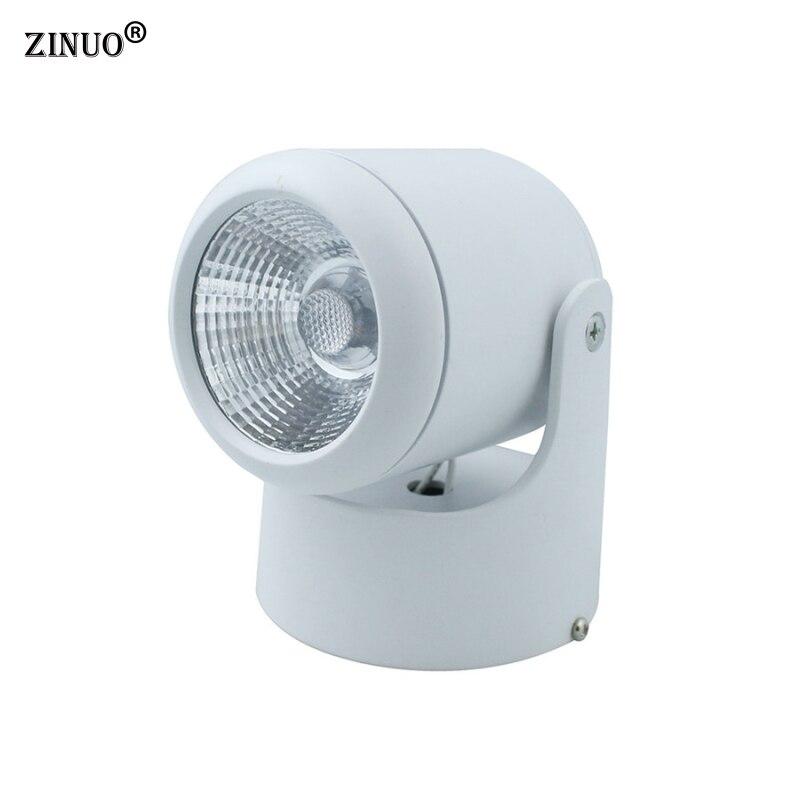 ZINUO 10 W 20 W Spot light Led downlight Permukaan Mounted COB Lampu - Pencahayaan dalam ruangan