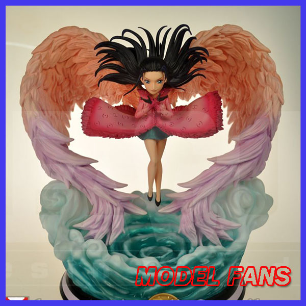 MODEL FANS IN-STOCK LG One Piece SD tsume verion nico robin gk resin Figure for Collection
