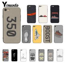 Yinuoda Kanye Omari West BOOST 350 700 V2 fashion Phone Case for iPhone 5 5Sx 6 7 7plus 8 8Plus X XS MAX XR 10 Cover 11 pro max(China)