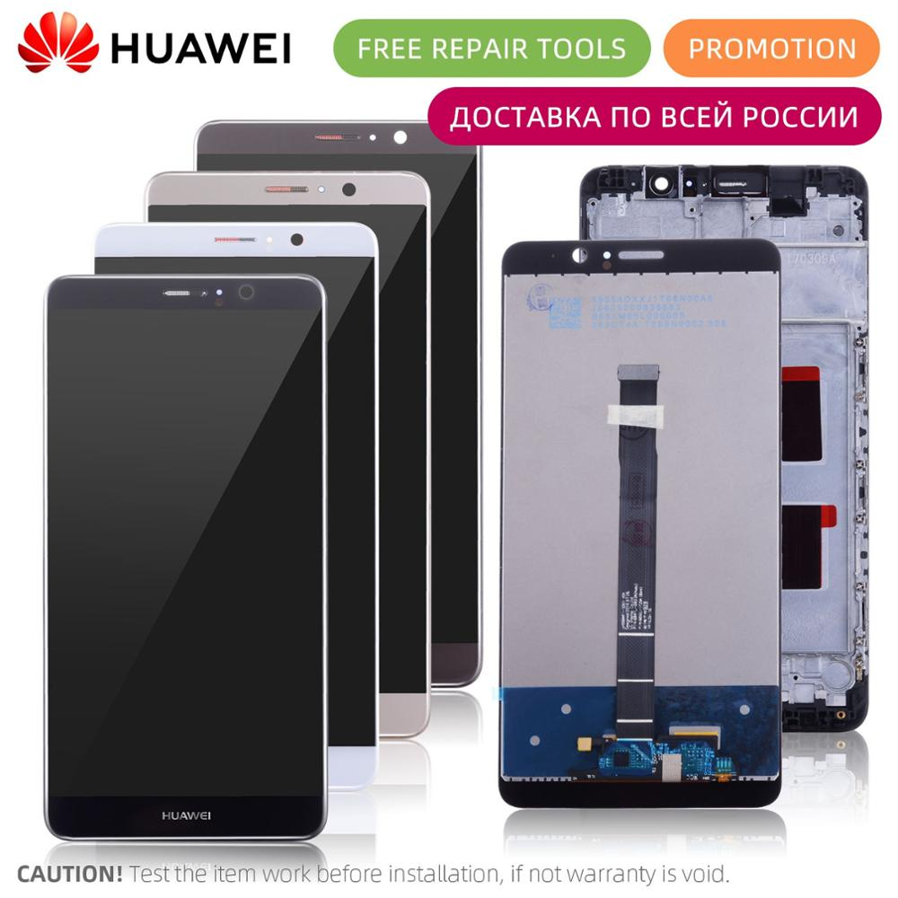 HUAWEI LCD Frame-Display Mate Touch-Screen Mha-L29-Replacement Digitizer For