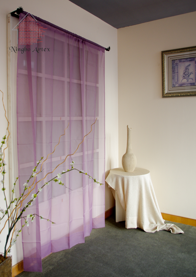 Popular Purple Curtains Buy Cheap Purple Curtains lots from China