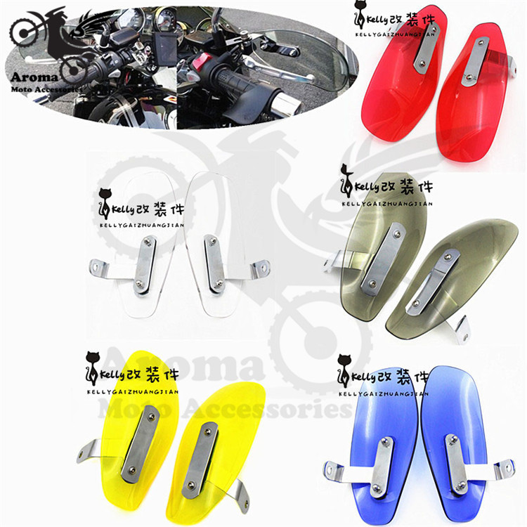 high quality motorcycle handguard for Harley Davidson motorbike hand guard moto hand protect motocross Falling Protection part