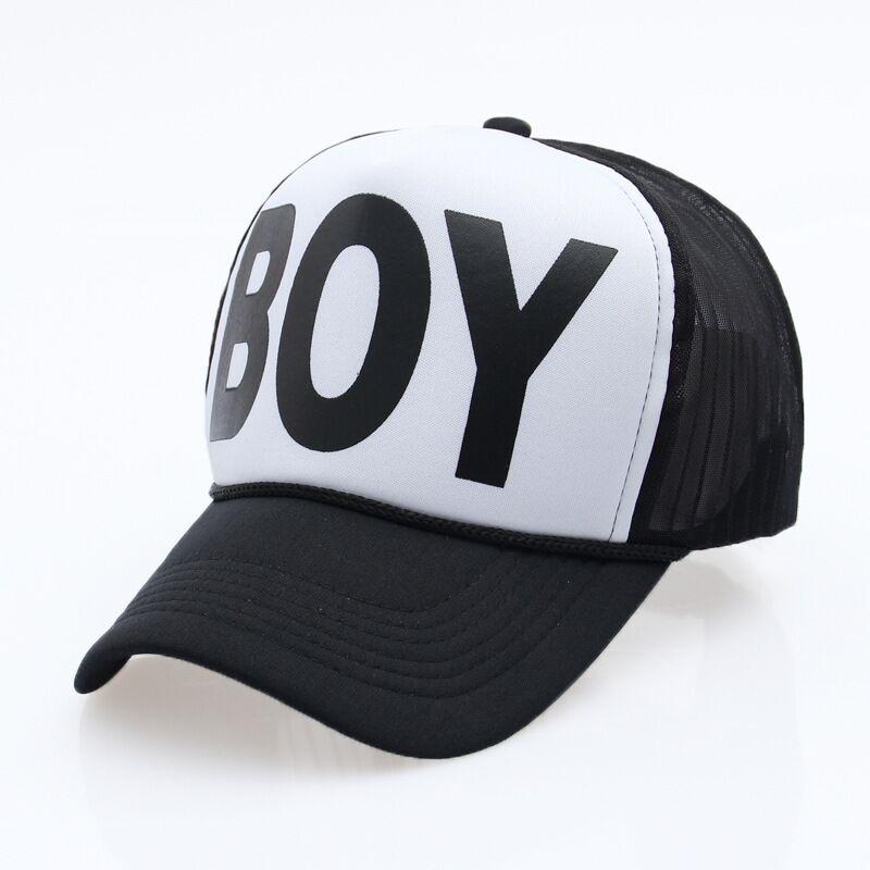 black trucker hat QQ20170809210044