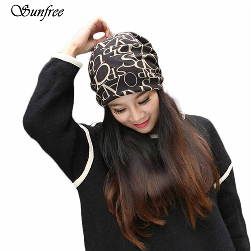 Sunfree 2017 New Hot Sale Classic Fashion Hip-Hop English Letter Multi Purpose Baggy Hat Unisex Brand New High Quality Dec 20 hot new multi purpose infrared babies