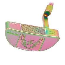 ゴルフクラブパターフェストゥーンメンズ右利きパタースチールシャフト鍛造 cnc ゴルフクラブパター