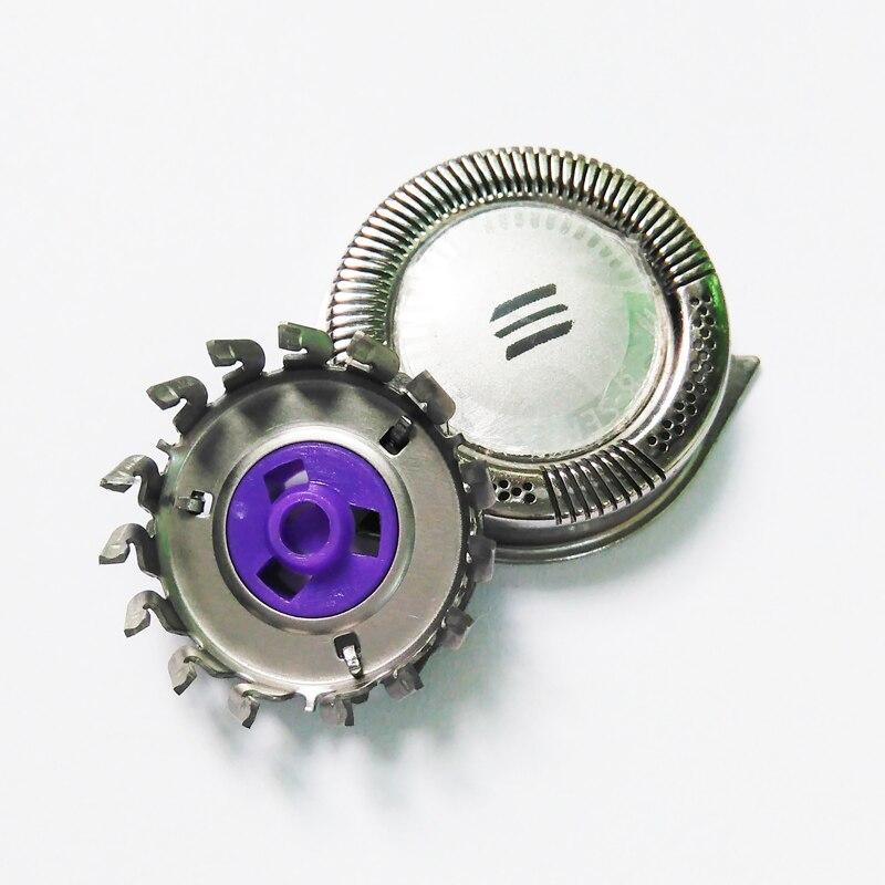 3 darab elektromos borotva penge borotva fej elektromos cseréje Philips penge Norelco HQ7 HQ9 AT7 PT7 PT8 HQ8 HQ6075 sorozat