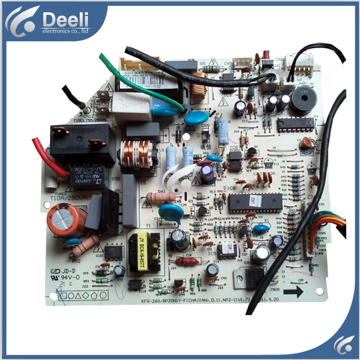 Подробнее о 95% new good working for air conditioning Computer board KFR-26G/BP2DN1Y-F 32G/BP2DN1Y-L J control board on sale 95% new for air conditioning computer board circuit board kfr 26 32 35g bp2dn1y f good working