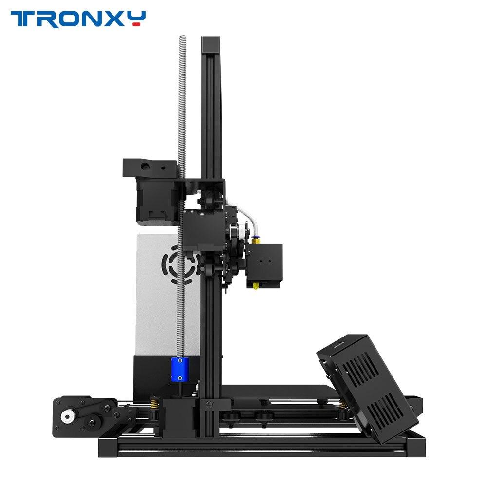 Impresora Tronxy 3d nuevo 2019 XY-2 fácil de montar alta precisión para principiantes DIY - 5