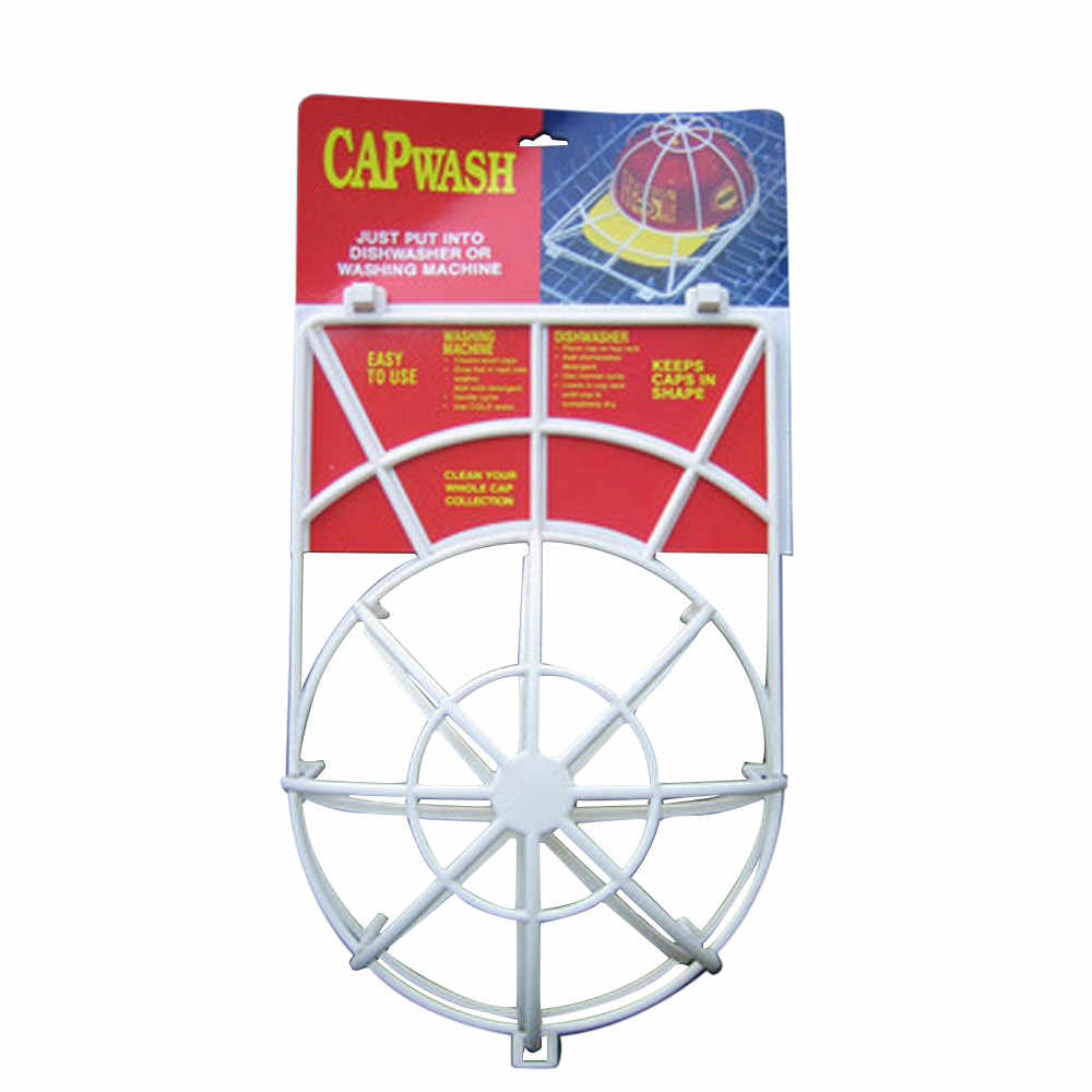 8ca32dc5b98 ... Cap Washer Baseball Hat Cleaner Cleaning Protector Ball Cap Washing  Frame Cage ...
