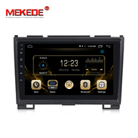 New arrival! HD1080 9inch 2din Mekede android system support 4G wifi SIM card car gps dvd player for Great Wall Hover H3 H5