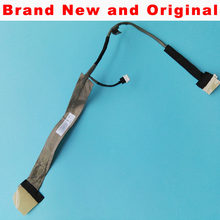 Novo original para TOSHIBA L500 L500D L505 L505D Laptop LCD Cabo de vídeo lvds cable DC020001U00(China)