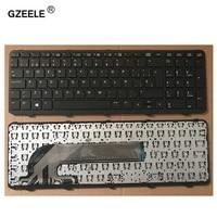 GZEELE New Spanish Keyboard For HP PROBOOK 450 G0 450 G1 455 G1 470 G1 Laptop