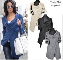 Sweaters Fashion office Women casual jacket