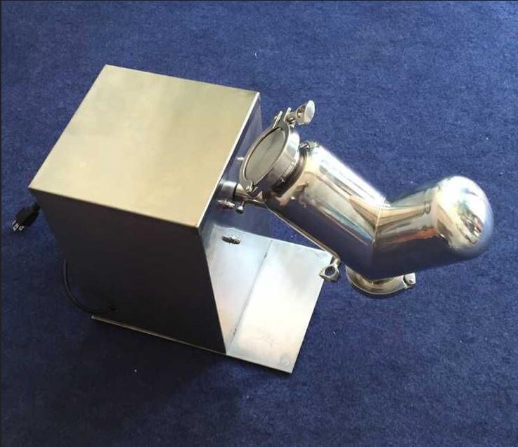 ミニ粉体混合機ポニー型垂直ミキサー小さな原料ミキサードライパウダーブレンダーVH-2スパイスグラインダー機