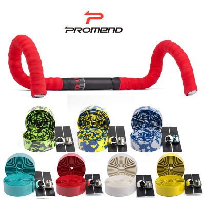PROMEND Cork Shaw Mountain Road Bicycle Handlebar Tape Non