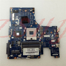 купить for Lenovo ideapad Z500 laptop motherboard LA-9063P HM76 DDR3 Free Shipping 100% test ok по цене 5217.01 рублей
