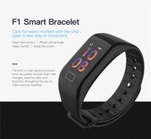 купить KEATING F1 Plus Smart band Blood Pressure Waterproof Color Screen Sports Smart Bracelet Heart Rate Monitor Smart Wristband по цене 569.9 рублей