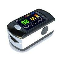 Şarj Edilebilir Li Pil ile Oximetro de dedo Parmak Pulse Oksimetre SPO2 Kan Oksijen Doyurucu CMS50E Aile oksimetre monito