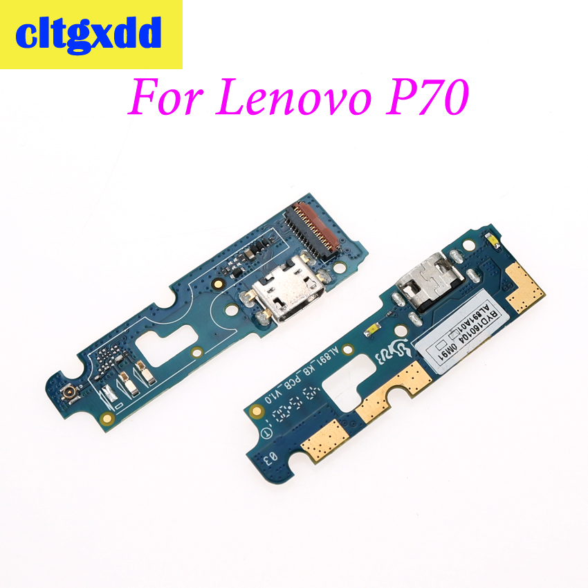 Cltgxdd USB Charging Jack Replacement Parts For Lenovo P70 Charger Port Dock Connector Plug Board Flex Cable
