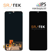 6.41 Display For Oneplus 6 LCD Matrix Touch Digitizer Assembly With Frame For One Plus 6T Six Screen 1+6T A6010 A6013(China)