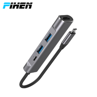 Phone Adapter for Samsung S8 S9 Plus Note 8 9 Dex Cable USB C to HDMI Adapter for Macbook Type C Hub for Huawei Mate P20 Pro