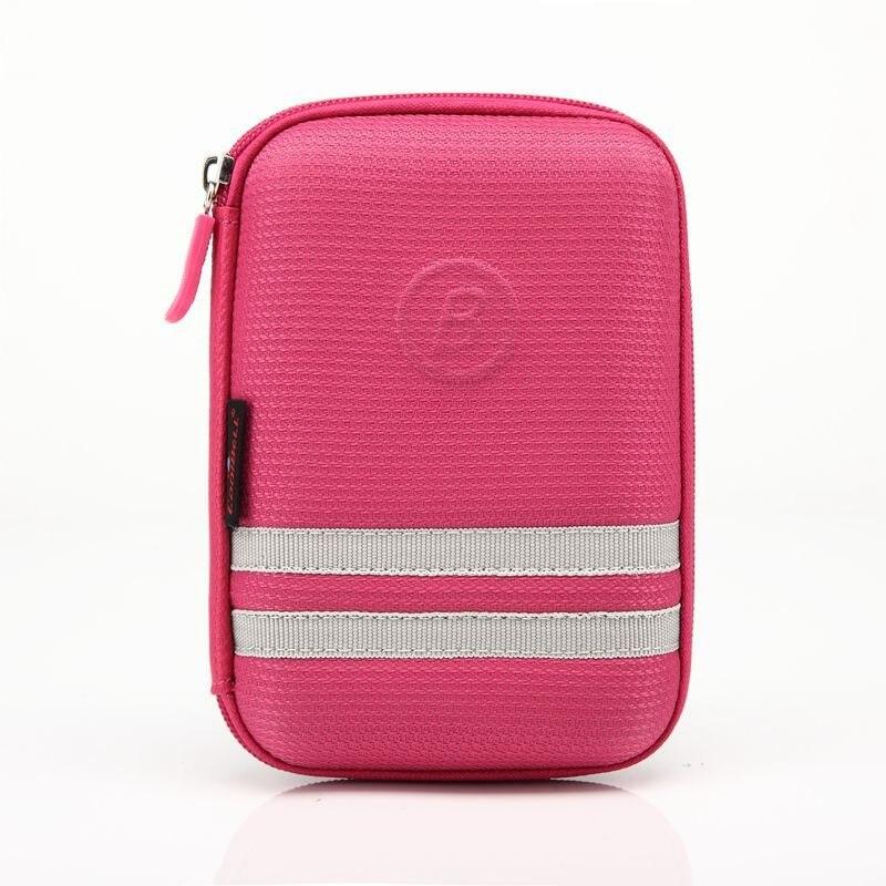 FULCLOD for WD/Seagate/Samsung/Toshiba EVA waterproof shockproof mobile hard disk bag 2.5 digital mobile bag containing bag ...