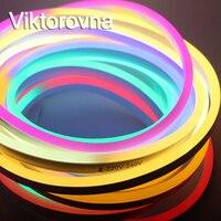 AC220V LED Strip Light Flexible LED Tape Ribbon Outdoor Lamp SMD2835 1M 5M 10M 15M 20M