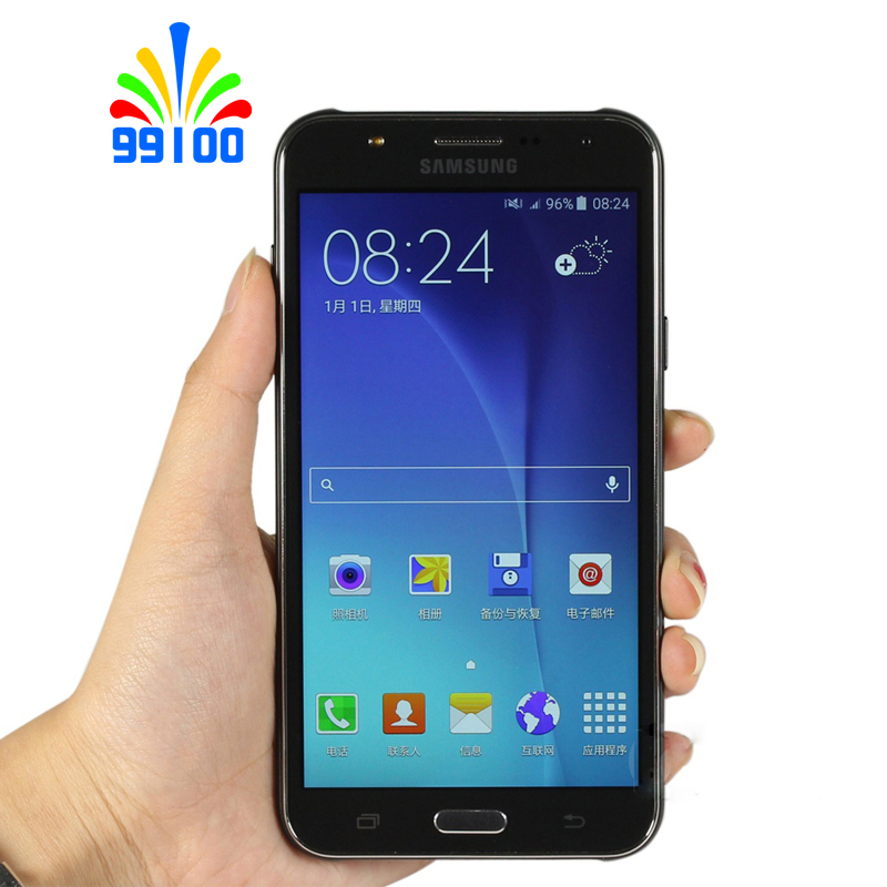 Samsung Galaxy J7 J700F Dual Sim desbloqueado teléfono celular octa core 1,5 GB RAM 16GB ROM