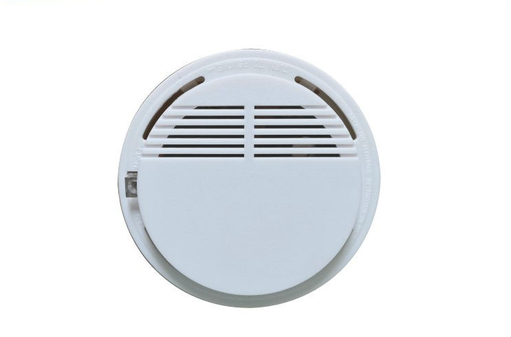 SmartYIBA Independent Fire Alarm Smoke Detector Sensor Fire Protection Equipment Smoke Alarm Home Office Security