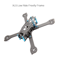 IFlight XL5 True X 5 Inch 226mm Low Ride FPV Freestyle Frame W Replaceable 4mm Arm