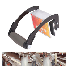 Heavy Duty Aluminium Panel Carrier 2-25mm 50kg Plywood and Sheetrock Sheet Goods Carry Handle Hand Lifter Gripper useful easy gorilla gripper panel carrier handy grip board lifter plywood carrier handy grip board lifter free hand dropshipping