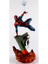 The Amazing Spider-Man Venom symbiont  Action Figure Statue Model Toys Spider man PVC Anime Figure toys for Boys Children Gifts все цены