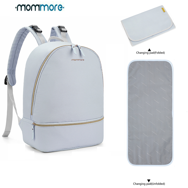 6bcde239ebcf Detail Feedback Questions about mommore Waterproof Diaper Backpacks Large  Travel Diaper Bags with Changing Pad Lightweight Nursing Bags for Baby Care  on ...
