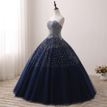 soviva ball gown real photo   quinceanera dress  de debutantes 2017 prom dresses