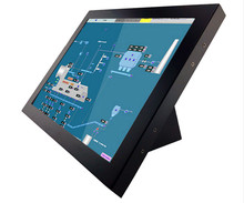 лучшая цена 15 inch  industrial computer  industrial tablet pc ,All In One PC Pos Terminal With 3G and wifi