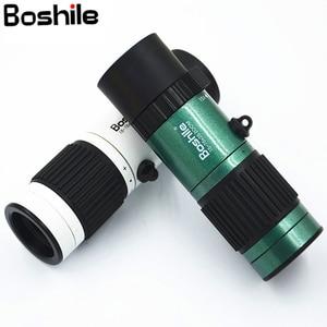 Image 2 - Boshile monoculaire 15 75x25 HD haute puissance télescope pour lobservation des oiseaux Camping monoculaire jumelles haute qualité Vision claire