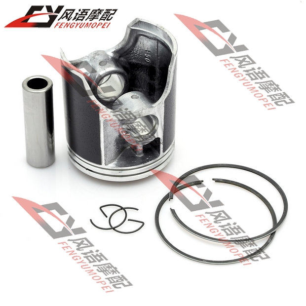ФОТО Free Shipping For Suzuki off-road RMX250 Motorcycle High Quality Chromium-faced aluminium piston rings kit motorcycle parts