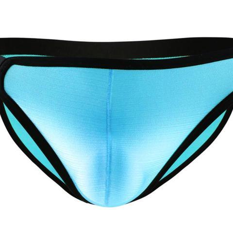 Brand Men Underwear Mesh Qucik-Dry Sexy Men Briefs Breathable Mens Slip Cueca Male Panties Underpants Briefs Islamabad