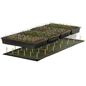 Image 4 - שתיל חימום מחצלת 50x25 cm עמיד למים צמח זרעי נביטה התפשטות שיבוט כרית המתנע 110 V/220 V אספקת גן 1 Pc