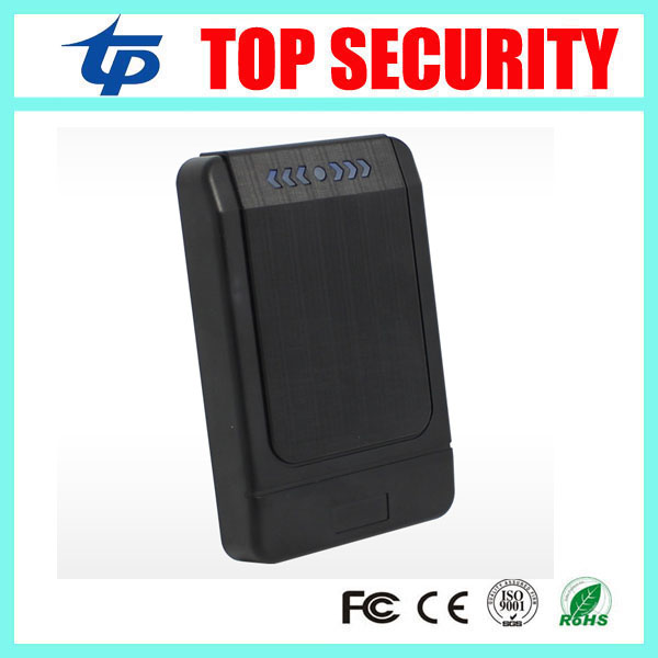 цены 5pcs/lot 125KHZ RFID card reader IP65 waterproof dust proof weigand proximity ID card reader for access control system