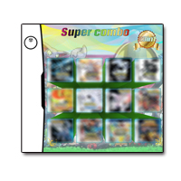 Video Game Cartridge Card DS 3DS Poke Games Console Cart Super Combo 23 In 1 Compilations Multi